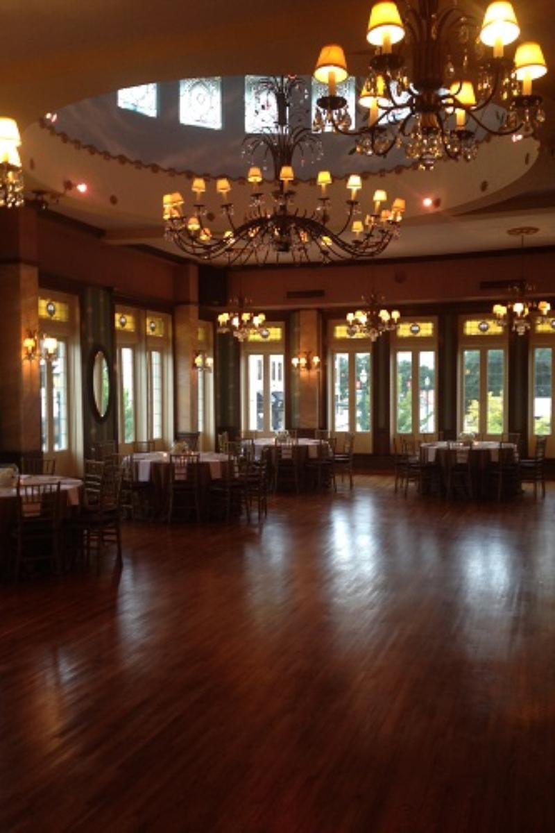 The Magnolia Ballroom Weddings