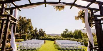 Weddings At Twin Oaks weddings in San Marcos CA