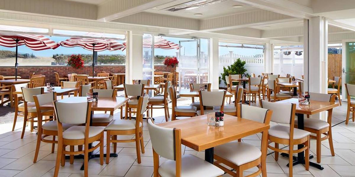 Maria S Seaside Café Weddings In Westerly Ri