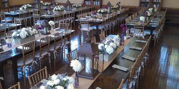 The Carnegie Center of Columbia Tusculum weddings in Cincinnati OH