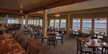 Land's End Resort weddings in Homer AK