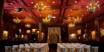 House of Blues Houston weddings in Houston TX