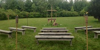 Camp Widewater weddings in Liberty Center OH