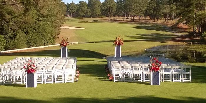 Country Club of Whispering Pines wedding Raleigh/Triangle