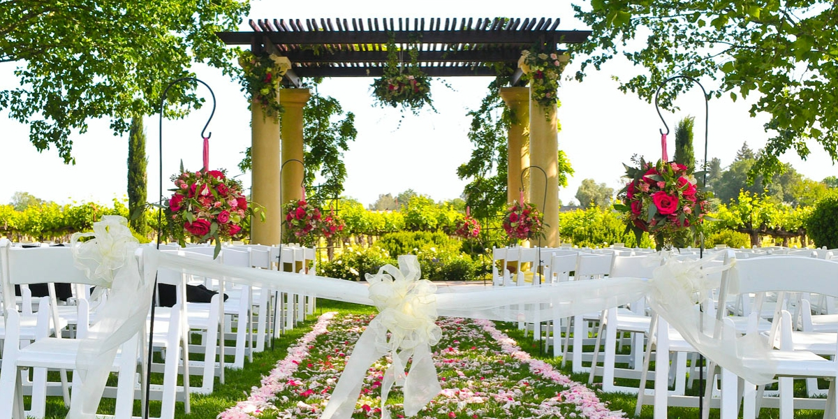 Vintners inn weddings get prices for wedding venues in ca for Best wedding locations in southern california