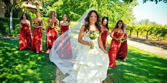 Santa Rosa Vintners Inn Weddings