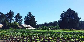 Fortunate Farm weddings in Caspar CA