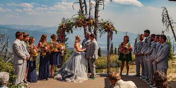 Brundage Mountain Resort weddings in McCall ID
