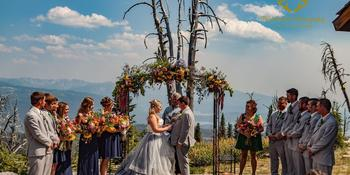 Brundage Mountain Resort weddings in McCall ID