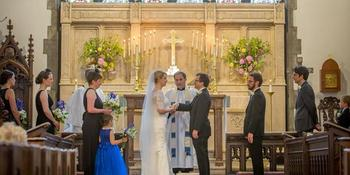 Trinity Episcopal Church Asheville weddings in Asheville NC