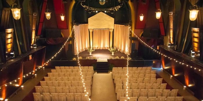 Mr. Smalls Theatre wedding Pittsburgh