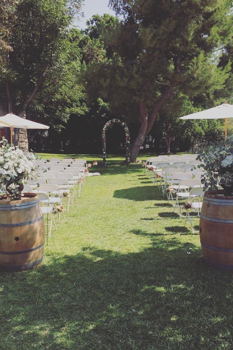 Backyard Wedding San Go Ideas 2018