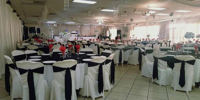 Jasmine Gardens Banquet Hall wedding Las Vegas