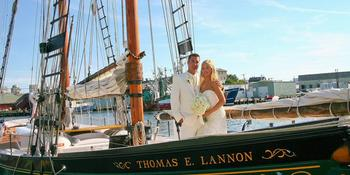 Schooner Thomas E. Lannon weddings in Gloucester MA