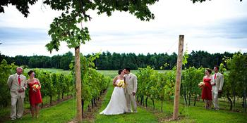 Flag Hill Distillery & Winery weddings in Lee NH