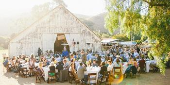 Cayucos Creek Barn weddings in Cayucos CA
