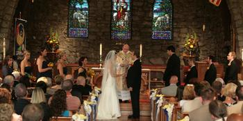 Grace Episcopal Church weddings in Asheville NC