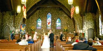Grace Episcopal Church weddings in Asheville NC