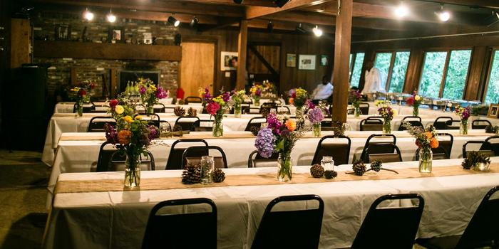 Laurel Mill Lodge wedding venue picture 12 of 16 - Photo by: Bliss Fotography