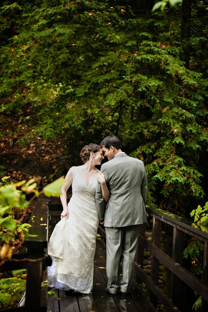 Laurel Mill Lodge wedding venue picture 16 of 16 - Photo by: Bliss Fotography