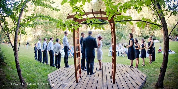 Laurel Mill Lodge wedding venue picture 2 of 16 - Photo By: Lisa Richmond Photography