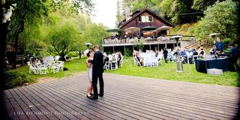 Laurel Mill Lodge weddings in Los Gatos CA