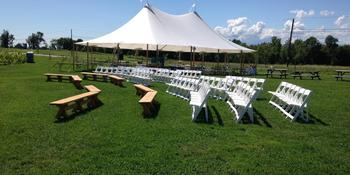 Snow Farm Vineyard weddings in South Hero VT