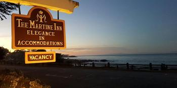 Martine Inn weddings in Pacific Grove CA