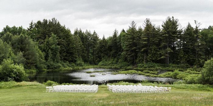 Silhouette Hill wedding Vermont