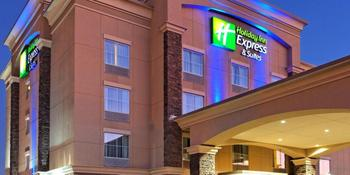 Holiday Inn Express Cookeville weddings in Cookeville TN