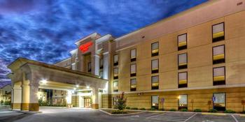 Hampton Inn Cookeville weddings in Cookeville TN