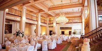 Omni Severin Hotel weddings in Indianapolis IN