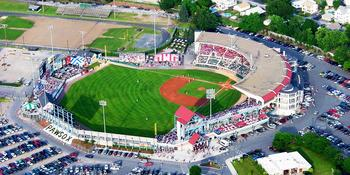 McCoy Stadium weddings in Pawtucket RI