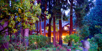 Harmony Ridge Lodge weddings in Nevada City CA