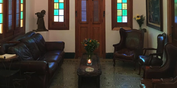 Historic Villa Paula weddings in Miami FL