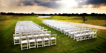 Rose Creek Golf Club weddings in Edmond OK