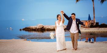 Courtyard Marathon Florida Keys weddings in Marathon FL