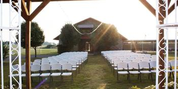 Fossil Creek Ranch weddings in Fitzhugh OK