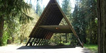 Eagle Fern Park weddings in Eagle Creek OR
