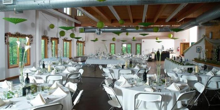 Pilgrim Heights Retreat Center wedding Des Moines