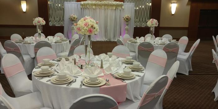 Holiday Inn Syracuse/Liverpool wedding Finger Lakes