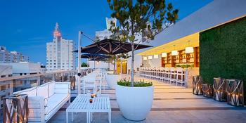The Gale Rooftop weddings in Miami Beach FL