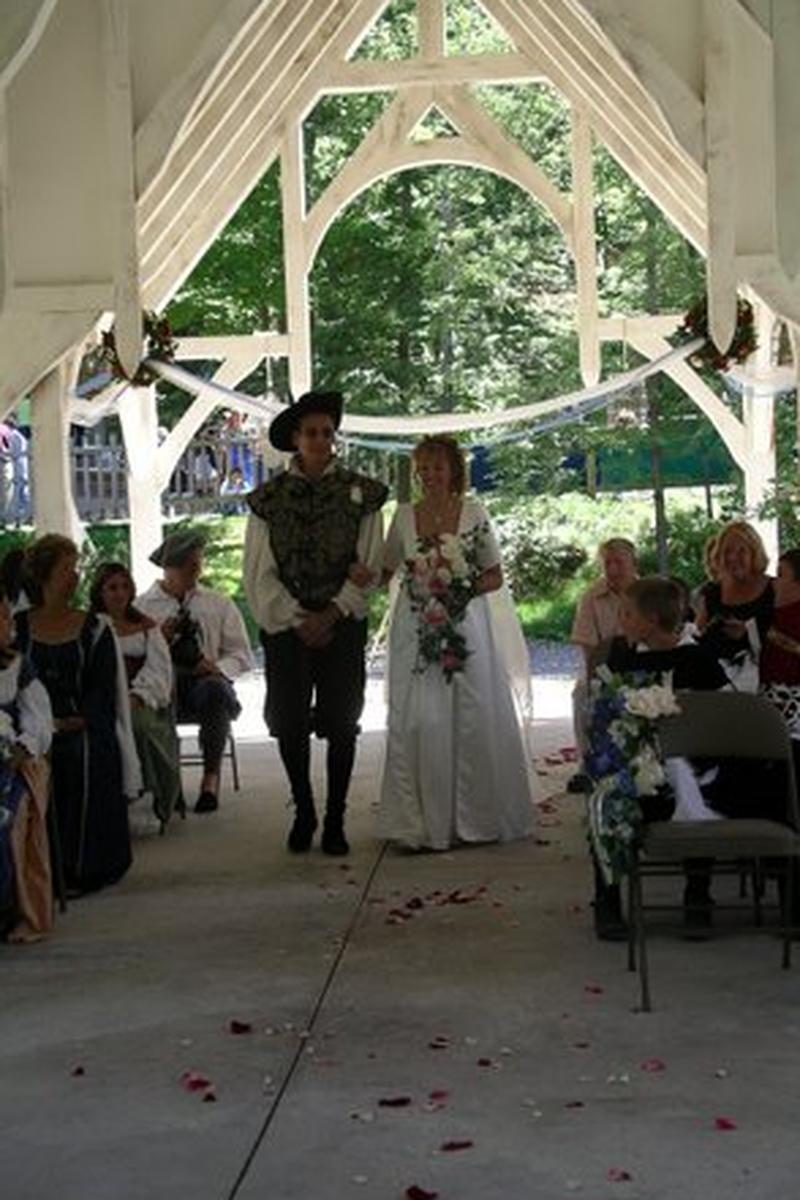 Sterling Renaissance Festival Weddings