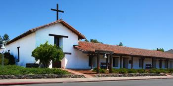 Mission San Francisco Solano weddings in Sonoma CA