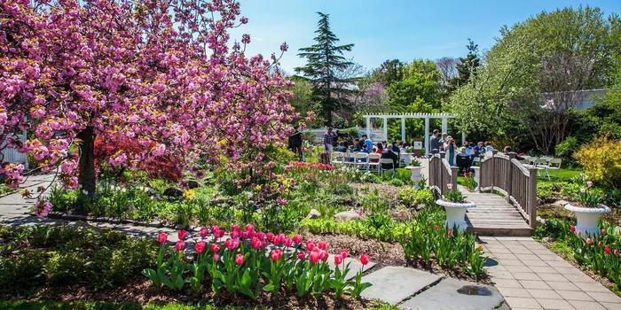 Queens Botanical Garden Weddings