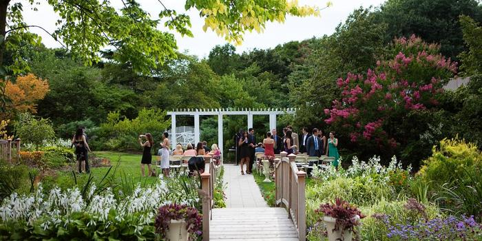 Incroyable Queens Botanical Garden Wedding Fasci