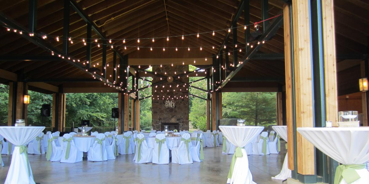 Lichterman Nature Center Weddings