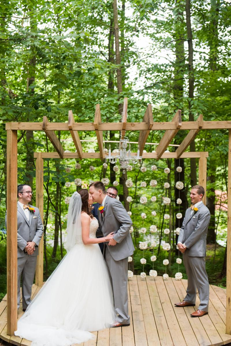 The Barn at Fallingwater Weddings | Get Prices for Wedding ...
