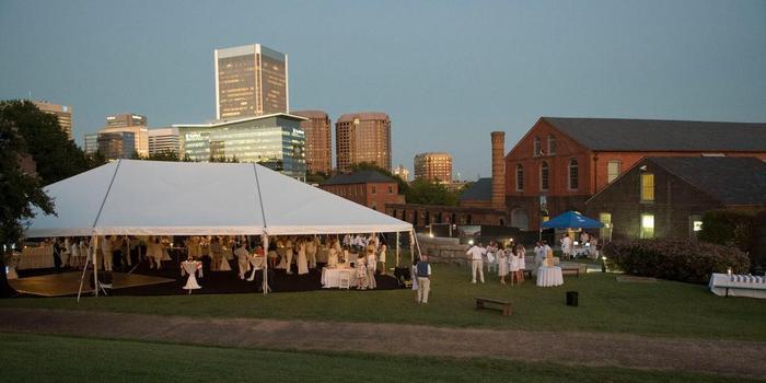 american civil war museum at historic tredegar weddings