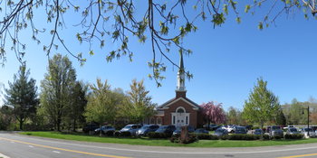 Holy Trinity Lutheran Church weddings in Leesburg VA